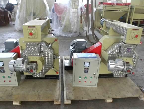 Prensa pellets anular industrial capaci100-300kg/h
