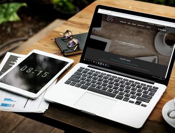 Diseño de Páginas Web, Sitio Web para Empresas