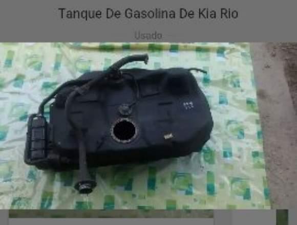 tanque de gasolina para kia rio