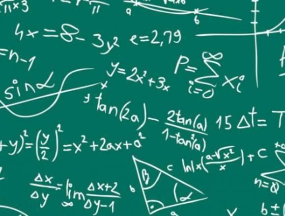 Profesor de Matemáticas Lanzarote