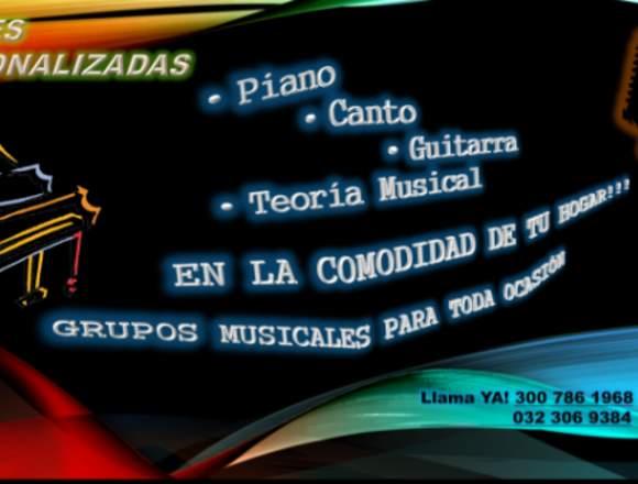 CLASES DE TÉCNICA VOCAL A DOMICILIO
