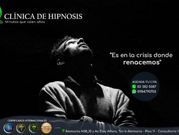 Crisis!!! Hipnosis Clínica Quito
