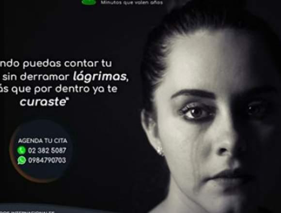 """Hipnosis Quito,""""tiempo de superar la historia"""""""