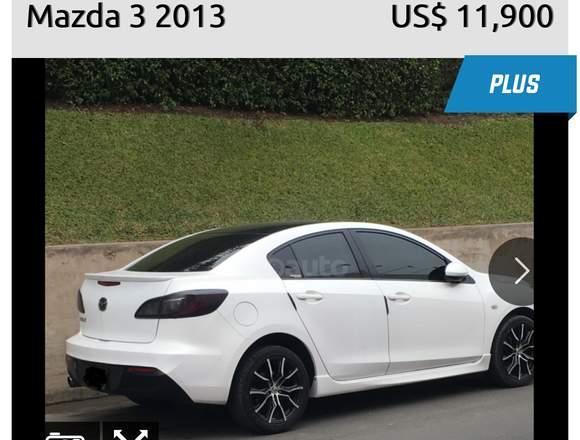 Mazda 3 2013 , full equipo