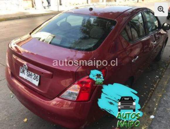 Nissan Versa Excelente Oportunidad !!!