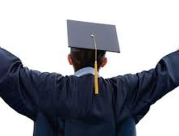 Asesoría y Realización de tesis, maestrías