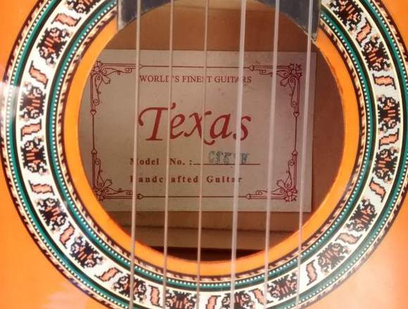 Guitarra Criolla Texas