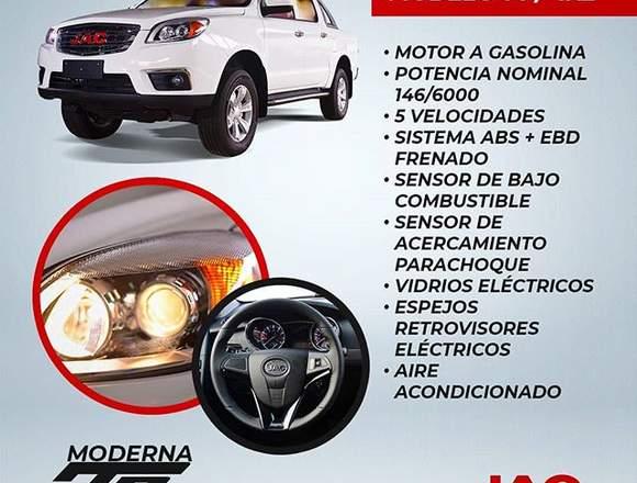 Camioneta Lujosa-Deportiva JAC T6