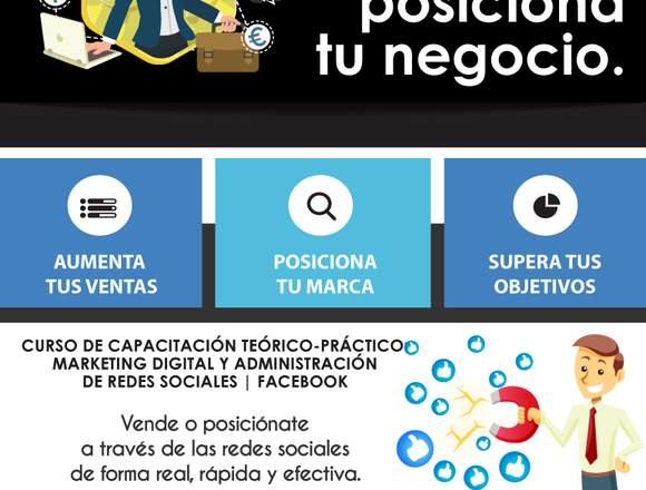 MARKETING DIGITAL Y ADMIN DE REDES SOCIALES