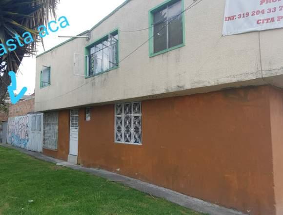Casa ubicada en la Fragua