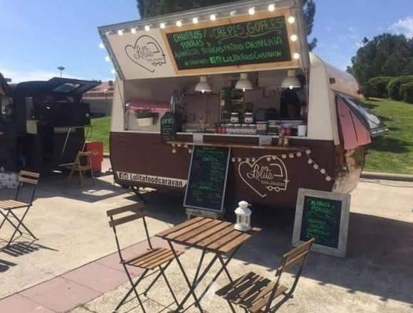 OPORTUNIDAD Food Caravan  - Churrería/Crepería