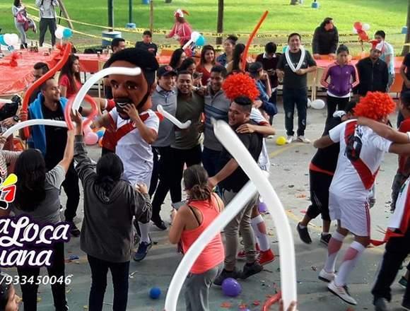 Hora loca Mundialista / Perú al mundial
