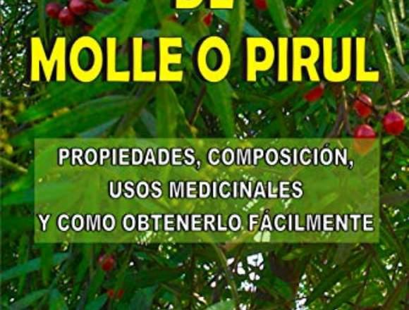 Aceite esencial de Pirul  (ebook o libro impreso)