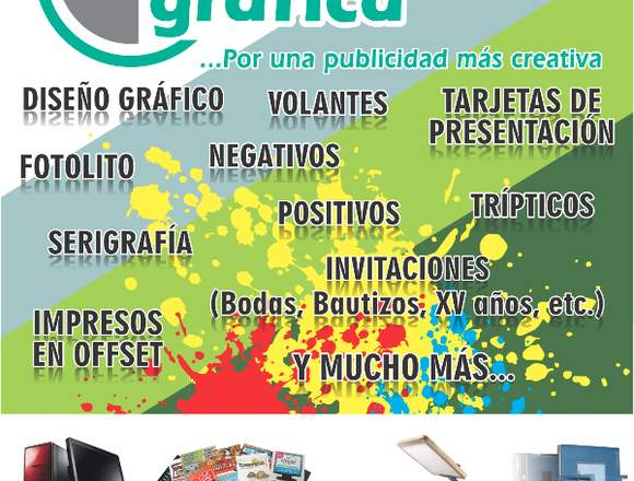 Diseño Gráfico: Creación Gráfica