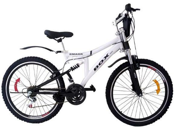 Bicicleta Montañera Aro 26 Doble Amortiguador