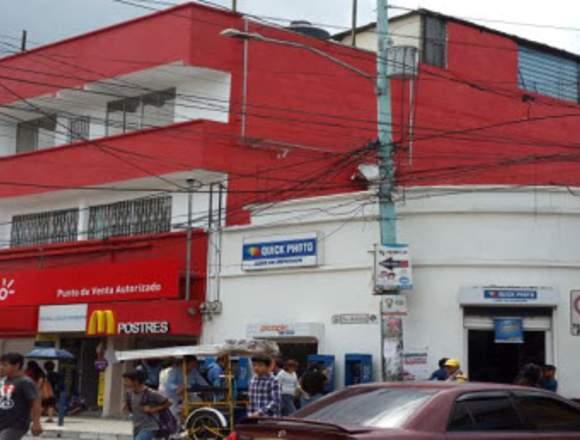 Alquilo oficinas (Parque Central de Villa Nueva)
