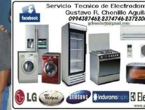 Servicio Técnico Refrigeración & Línea Blanca