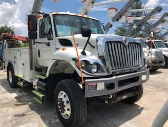 31 Camiones Servicio Int. 4300 '09 & 7300 '13
