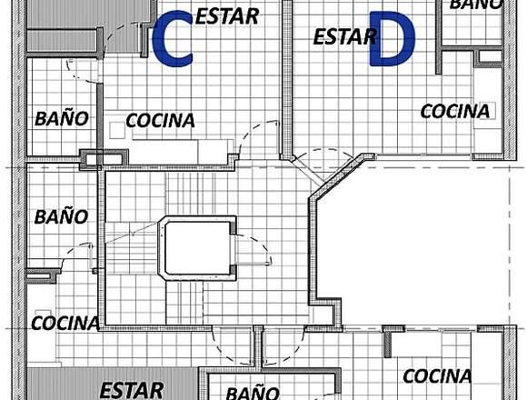 un dormitorio a estrenar FAD RIO II