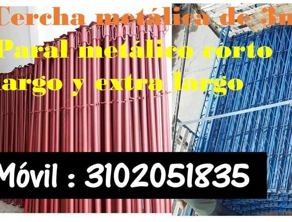 CERCHA O VIGAS METALICAS, PARAL METALICO,