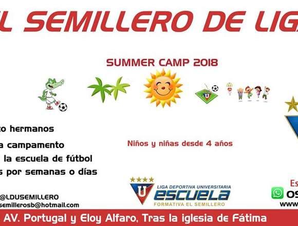 SUMMER CAMP QUITO 2018