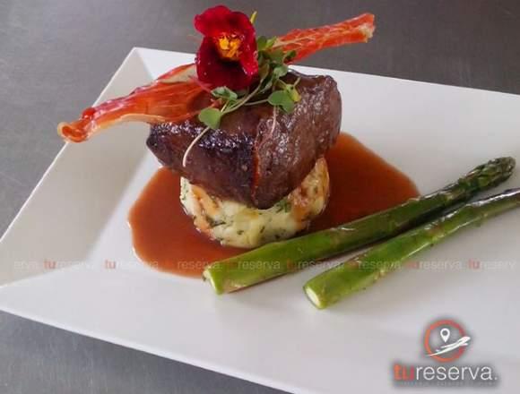 Ya tienes el menú listo para tu evento?
