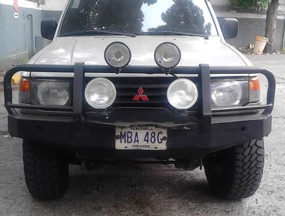 Mitsubishi Montero Dakar Año 1998