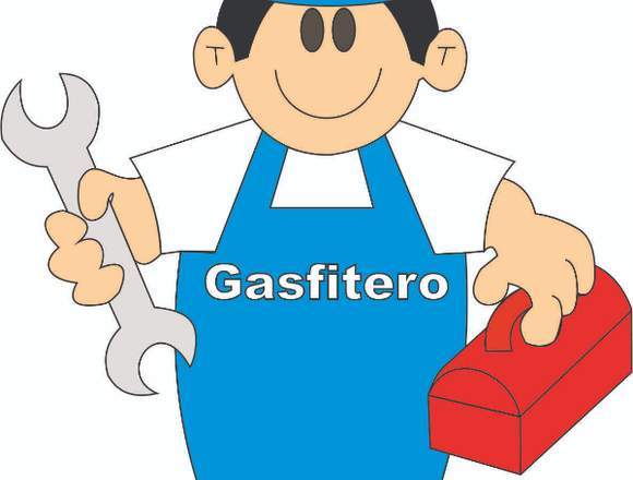 GASFITERÍA EN GENERAL GASFITERO  LAS 24 HORAS