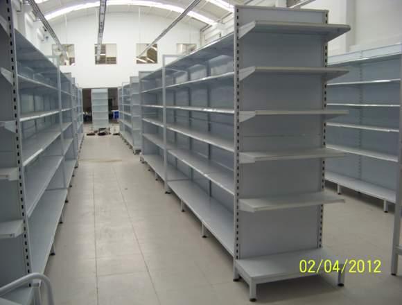 Gancheras Y Muebles Para Montajes De Supermercado
