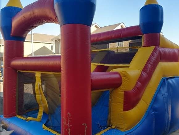Arriendo Castillo Inflable 3x4 mts