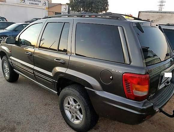 JEEP GRAND CHEROKEE LIMITED 4.0i 190cv