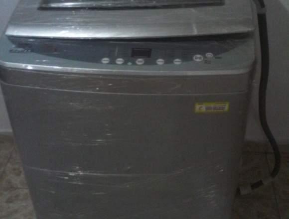 lavadora de 12 kilos haier