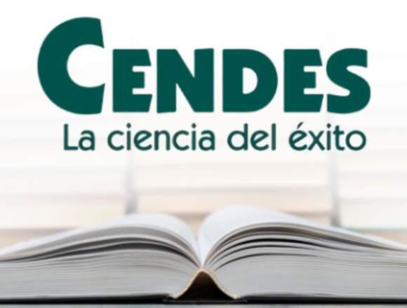 Capacitación Académica en todas las áreas, CENDES