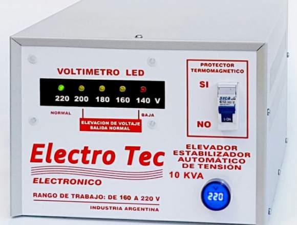 Elevador Automático De Tension 10 Kva 011 48492747