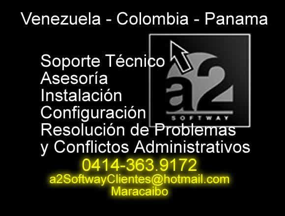 a2Softway Soporte tecnico
