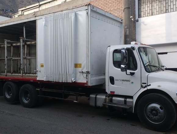 Servicio de transporte y distribución