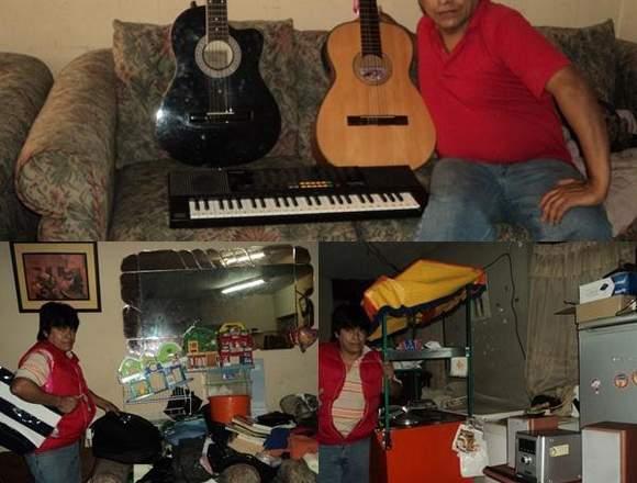 compro instrumentos musicales y cosas en general