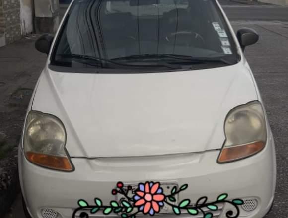 Chevrolet Spark color blanco precio negociable