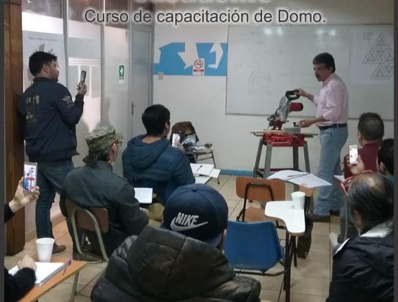 Curso de Domo 07 de Sept. en Valparaíso