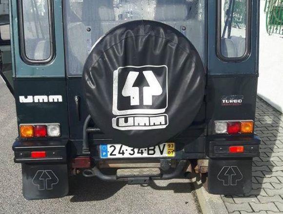UMM ALTER II 4WD Hardtop