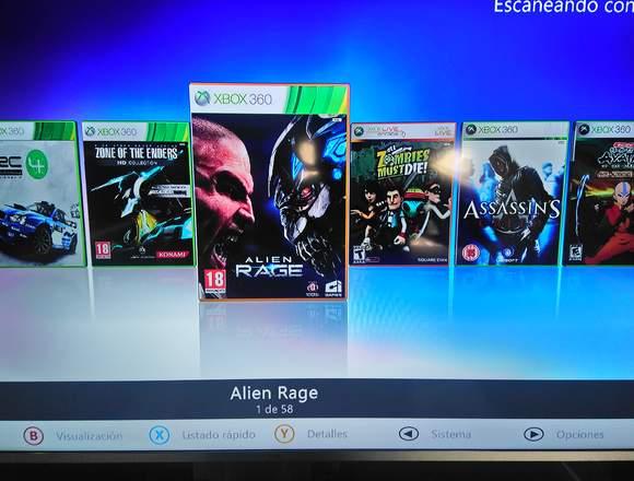 Xbox 360, guitarra, PSP.
