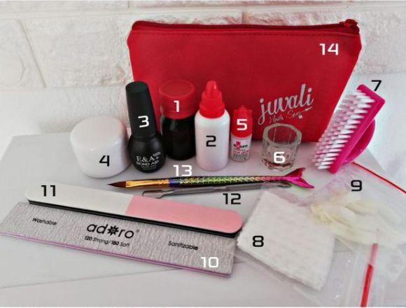 Kit para Uñas Acrilicas