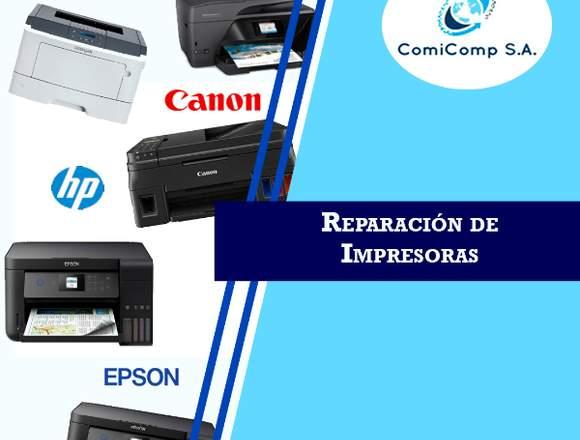 Reparacion / Mantenimiento Impresoras