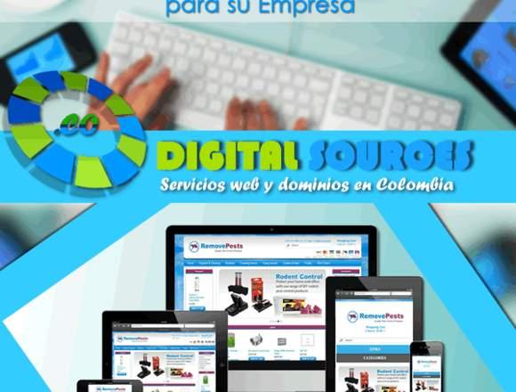 DISEÑO DE SITIOS WEB EN BARRANCABERMEJA