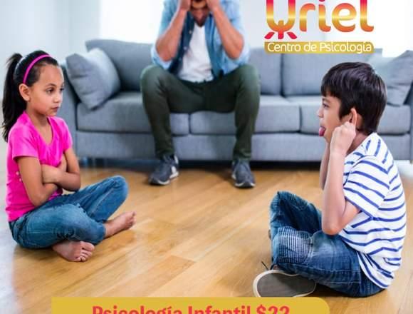 Uriel Psicólogos Psicología Infantil