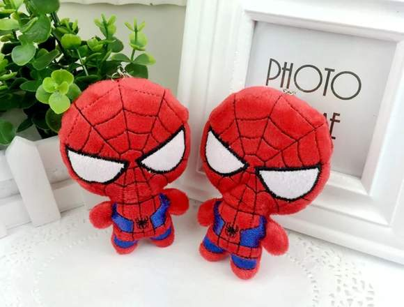 Llavero Spiderman Peluche