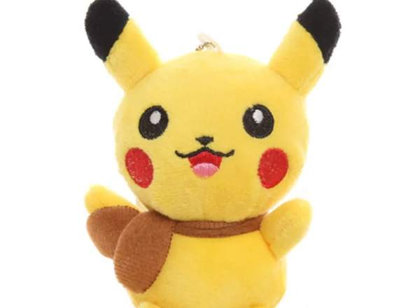 Peluche Pikachu (10cms)