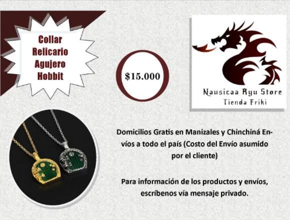 Collares Señor de los Anillos / The Hobbit