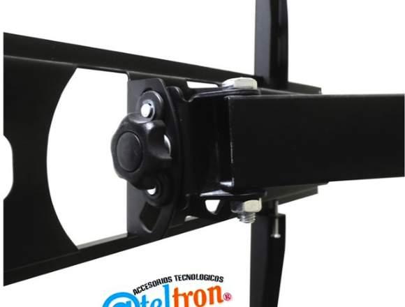 Soportes bases tv 55 lcd led brazo móvil giratorio