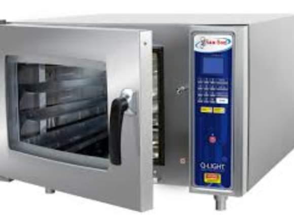 Servicio de hornos eléctricos y combinados